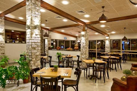 מסעדת טיביס ורד הגליל