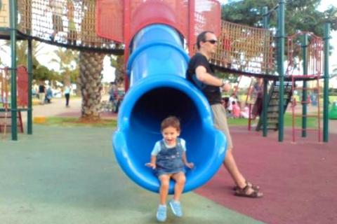 גן עוזי חיטמן- הפארק הגדול בפתח תקווה