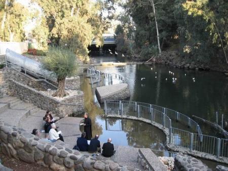 אתר הטבילה הירדנית