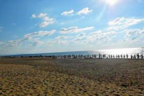 מסע מים אל ים חלק 1 מ 3 - חוף אכזיב לאבירים