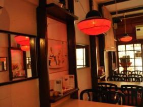 מסעדת הנריס Henrys מצפה רמון