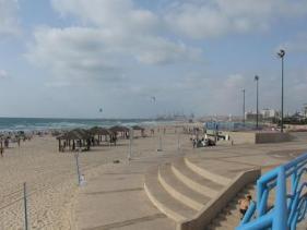חוף הקשתות אשדוד