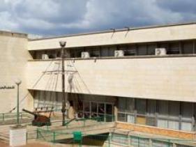 המוזיאון הימי הלאומי – חיפה