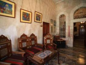מלון ירושלים הלובי
