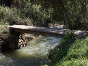 גשר מעל נחל עיון