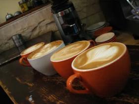 בית קפה קפאין חיפה