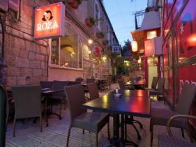 מסעדת רוזה סניף חצר פיינגולד ירושלים
