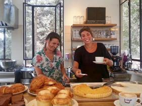 קפה יודפת מסעדה צמחונית טבעונית