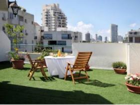 מלון דירות ארבל תל אביב
