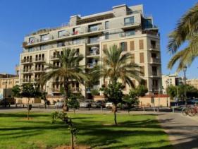 דירות אירוח אמריקן קולוני תל אביב