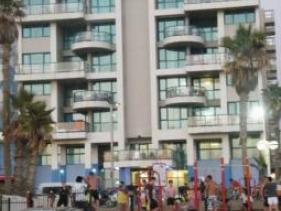 דירות נופש The Sea Apartments תל אביב