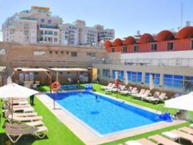 מלון ריו אילת - הבריכה