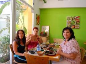 מסעדת התזונאית והשף - מעיין הבריאות אילת