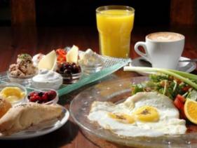 ארוחת בוקר בלה סנטרל