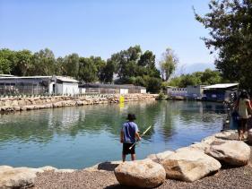 פארק דייג דגי דפנה