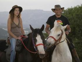 מקום בלב - טיולי סוסים בגליל המערבי במצפה אבירים