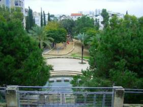 גן עקיבא גור - גן העיר בבני ברק