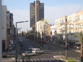 רחוב אבן גבירול תל אביב