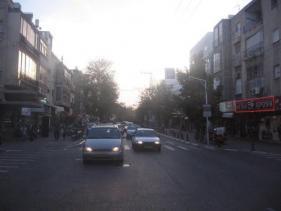 רחוב יהודה המכבי