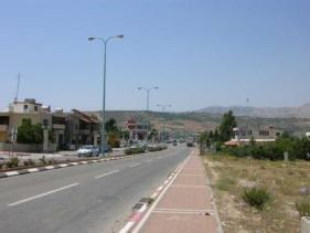 מרכז הכפר מסעדה שברמת הגולן