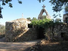 מבנה הכנסיה בלאורה נטופה