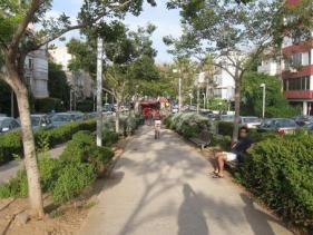 שדרות נורדאו בתל אביב