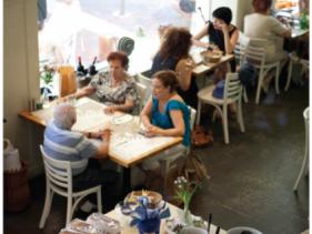 קפה לואיז שדרות מוריה חיפה