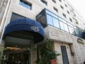 חזית מלון מונטיפיורי בירושלים