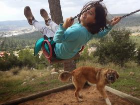 חניון הארבעה ביער אשתאול