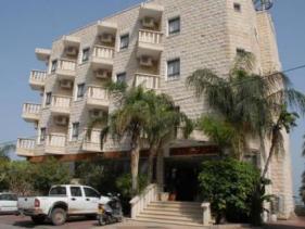 מלון דירות אביב, טבריה