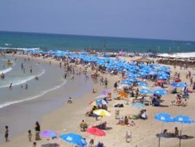 חוף תל ברוך בתל אביב