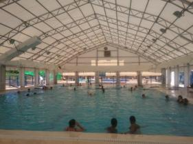 הבריכה העירונית - יבנה
