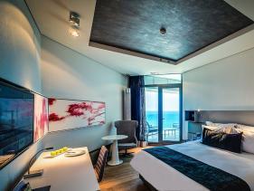 חדר במלון רויאל ביץ' תל אביב