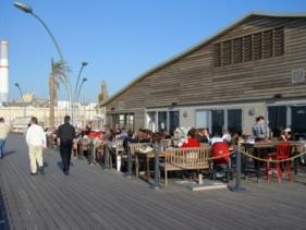 בית בנמל המסעדה (קום איל פו קפה לשעבר)