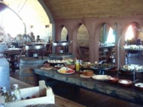 המסעדה בחוות נחל בוקר
