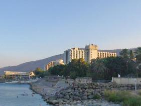 חוף הדתיים בטבריה