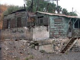 הצריף בסכר דגניה