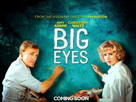 עיניים גדולות-2014-Big Eyes