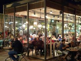 פרש קיטשן מסעדת בריאות במתחם התחנה ירושלים