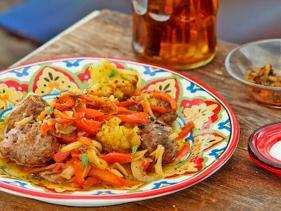 מסעדת המוציא בירושלים מאסטר שף אבי לוי