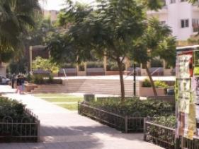 גן החשמל - גינת השרון ורחוב לבונטין בתל אביב