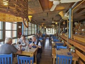 מסעדת חוות התבלינים בגלבוע
