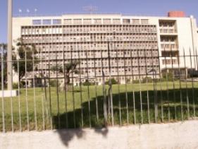 מתחם הסתדרות העובדים ברחוב ארלוזרוב בתל אביב