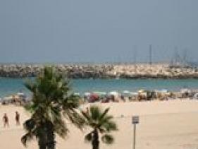 חוף דלילה, אשקלון