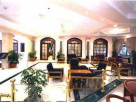 לובי מלון הולילנד ירושלים