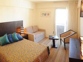 חדר במלון לה פליה אילת