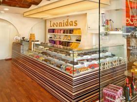 שוקולד לאונידס באבן גבירול תל אביב