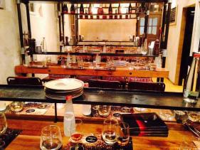 מסעדת ליטל איטלי במתחם שרונה תל אביב