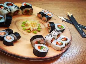 מסעדת מאי וואי Mai Way סושי יפני אסיאתי באשקלון