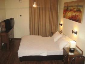 חדר אירוח מלון ברגר טבריה